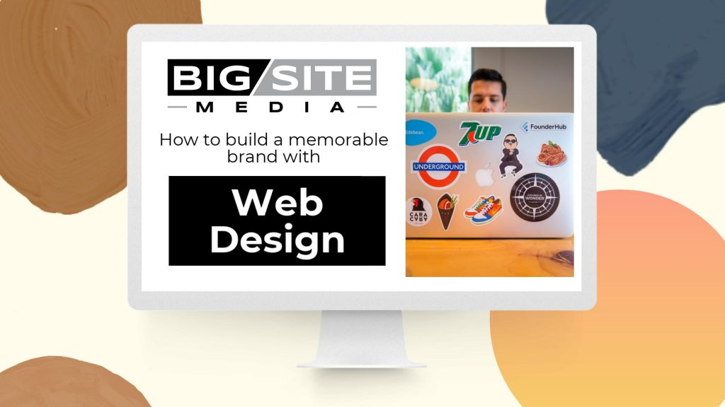 How to build a memorable brand web design