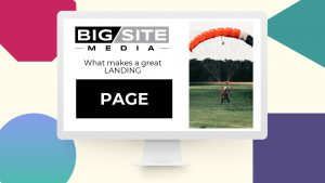 Great Landing Pages